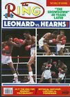 The Ring   November 2021  Leonard vs Hearns 40 Years later