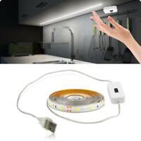 Sensor Switch USB LED Strip Light 2835 SMD Makeup Mirror Light Strip Tape Lamp