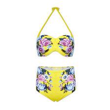 Unbranded Cotton Bikini Swimwear for Women