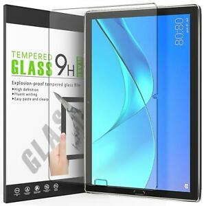 9H Tablet Display Folie Gorilla Glas Hartglas Anti Fingerprint Panzer Schutz