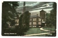 Postcard High School Montclair NJ
