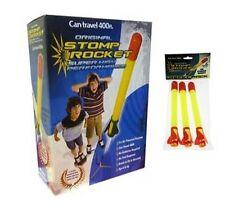 Super Stomp Rocket + Accessory 3 Pack