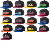 NEW NCAA Top of the World Sublime Strapback Cap Hat