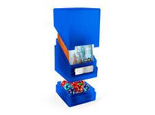 Deck Case Ultimate Guard Magic MONOLITH SAPPHIRE JEWEL EDITION Porta Mazzo Tower