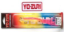 Yo-Zuri HYDRO SQUIR TMPK Pink/Clear 140mm/18g Floating Diving crank bait lure