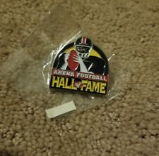 AFL HALL OF FAME Arena Football Season Ticket Holder Pin