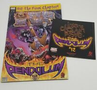 Insane Clown Posse  - The Pendulum 12 Comic Book & CD anybody killa twiztid icp