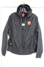 Nike Wmns FC Barcelona Authentic Windrunner Jacket Size M 867381 010