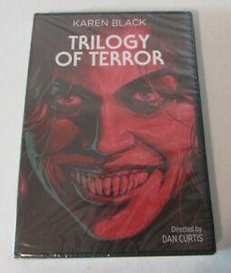 Trilogy of Terror (Special Edition) Dan Curtis DVD Thriller Karen Black FREESHIP