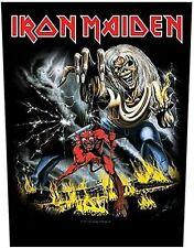 Aufnäher für Musikfans von Iron-Maiden