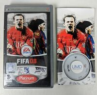 FIFA 08 EA Sports For Sony PSP Video Game PlayStaion Portable