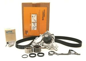 NEW Continental Timing Belt Kit w/ Water Pump PP287LK1-WH Mitsubishi V6 1997-11