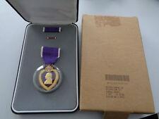 ^ US Purple Heart Original im Etui und Schachtel PFC Gravur !! 1. Golfkrieg