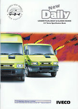 Iveco Van and Pickup Manuals and Literature
