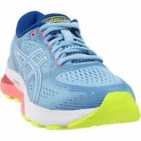 ASICS GEL-Nimbus 21  Casual Running  Shoes Blue Womens - Size 5 B