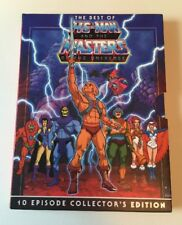 The Best of He-Man and the Masters of the Universe - 10 Episode Collection DVD
