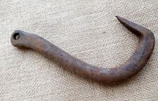 Vintage cant hook Bullocky's Loggers Blacksmith forged Small Tasmanian old /1849