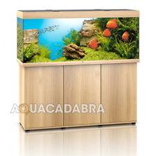 Juwel Rio 450 LED Aquarium and Cabinet in Light Wood