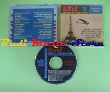 CD BEST MUSIC MALADIE DE FRANCE compilation PROMO 1994 MONTAND CHEVALIER (C19)