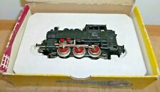 Trix Express H0 2211 Steam Locomotive Br 80 018 Metal Year 61-67 Tested Boxed