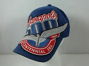 2009 Indianapolis 500 Limited Edition Centennial ERA Event Collector Hat Cap