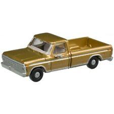 Atlas 60000113 - 1973 Ford F-100 Pickup Truck Sequoia Brown - N Scale