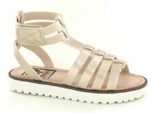31 Scarpe sandali in oro per bambine dai 2 ai 16 anni