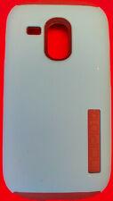 New Incipio Protective DualPro Case for Samsung Galaxy SIII S3 Mini Blue/Gray