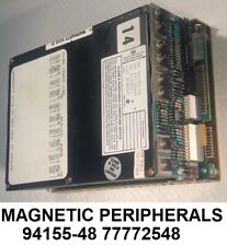Vintage MAGNETIC PERIPHERALS 94155-48 77772548 Full Size Hard Drive
