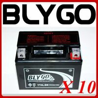 10X YT4L-BS 12V 4AH Battery 50cc 70cc 110cc PIT TRAIL DIRT QUAD BIKE ATV BUGGY