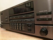 Sony TA-AV531 TA-AV 531 2 Channel Integrated Amplifier TESTED/ WORKS