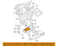 # New Genuine GM 16639314 Lock Latch Assembly