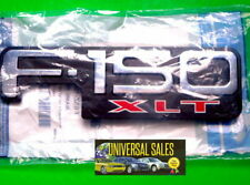 FORD F150 XLT EMBLEM BADGE FENDER TRUCK DOOR 1999-2004 BRAND NEW OE F65Z-16720-A