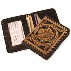 Tandy Leather Craft Identification Id Wallet Kit Nip 4141-00