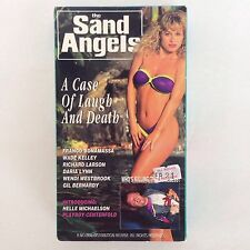 The Sand Angels VHS Playboy Playmate Helle Michelson 790374142931 Pauline Olsen