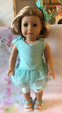 "American Girl 18"" Doll - Truly Me? Doll In Truly Me Outfit, Retired (1G)"