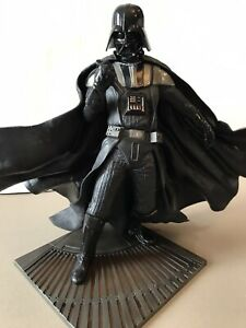 "Darth Vader Kotobukiya Star Wars 12"" 2002 ESB Large Statue Model with Base"