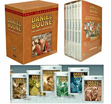 Daniel Boone Complete Series DVD Box Set Seasons 1-6 ~ Brand New