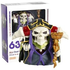 OVERLORD Nendoroid 631 Ainz Ooal Gown PVC Action Figure New In Box