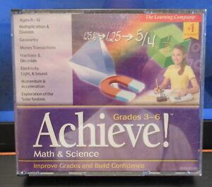"ACHIEVE Grades 3-6 ""Math & Science"" - Windows Systems"