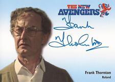 "The New Avengers - N-A11 Frank Thornton ""Roland"" Autograph Card"