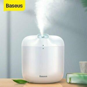 Baseus LED Ultraschall Luftbefeuchter Humidifier Raumbefeuchter Lufterfrischer