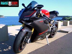 Ducati  panigale 899 1199 carbon fibre full fairing kit fiber