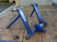 Minoura Mag 850 Blue Bicycle Trainer