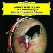 Seiji Ozawa - Ravel: Bolero. Rapsodie Espagnole. [New SACD] Japanese M