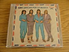 CD Double: ABBA :Gracias Por La Musica : Deluxe Edition CD & DVD Sealed