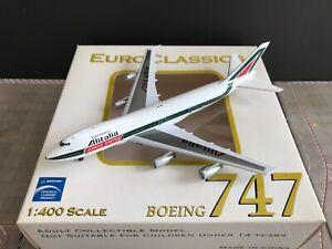 ALITALIA CARGO B747-243B (I-DEMC) 1/400 Aeroclassics Boeing Airlines