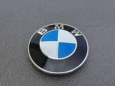 Original BMW Emblem Motorhaube 3D  E32 E34 E36 E38 E39 E46 E90 E60 E61 E65 82mm