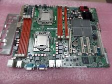 ASUS Z8NA-D6C, LGA1366 Socket, ATX Intel Motherboard with i/o & 2 x Xeons E5620
