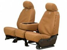 Covercraft Carhartt Custom Fit Seat Covers for 2007-2013 Silverado 1500 - Brown